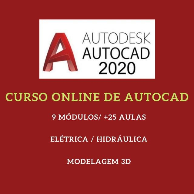 Curso AutoCad On Line - Grupos de WhatsApp