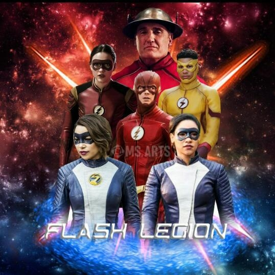 ☃️❄️FLASH LEGION☃️❄️ - Grupos para WhatsApp