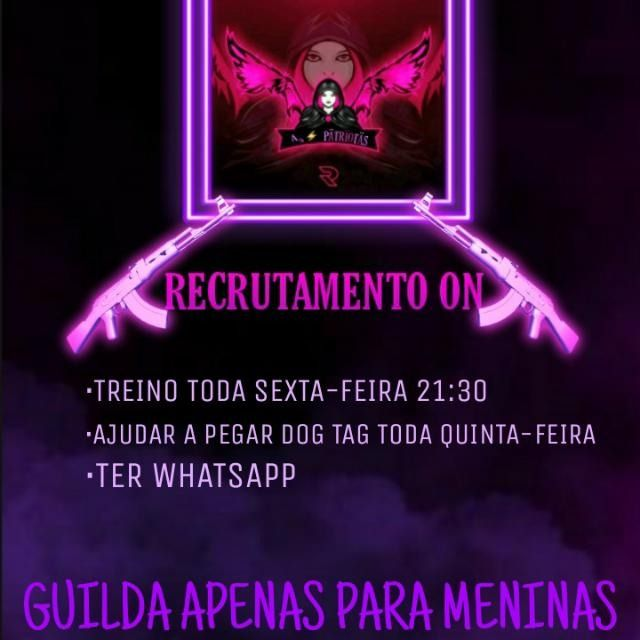 🌺Recrutamento on🌺 - Grupos para WhatsApp