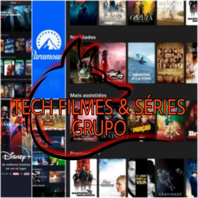 Tech - Filmes & Séries - Grupos de WhatsApp
